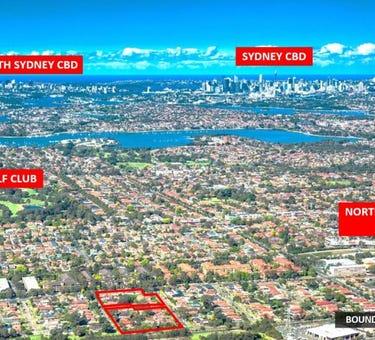 1-5 & 9-19 Brussels Street, 126-134 George Street and 2-4 & 8-20 Mena Street, North Strathfield, NSW 2137