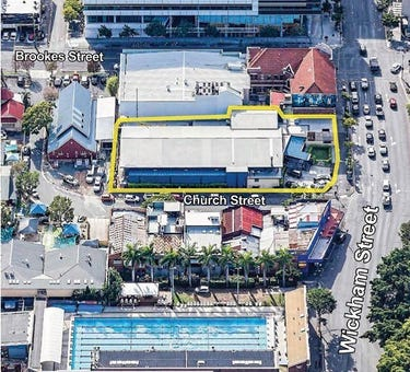 458 Wickham Street, Fortitude Valley, Qld 4006