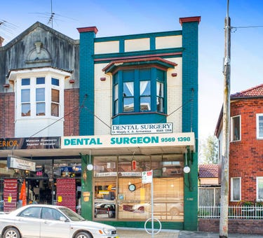 Dulwich Hill, address available on request