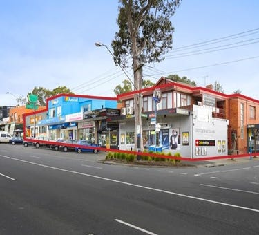 293-309 and 2 & 2A Doncaster Road and Tannock Street, Balwyn North, Vic 3104
