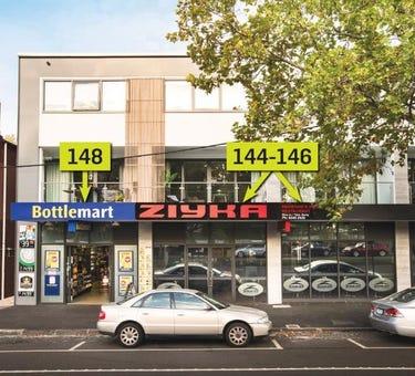 144-146 & 148 Rathdowne Street, Carlton, Vic 3053