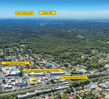 258 -264 Pennant Hills Road, Thornleigh, NSW 2120