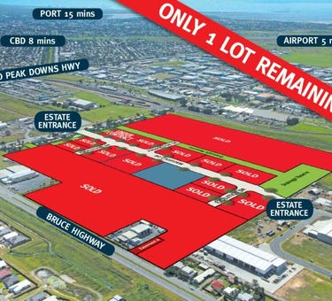 EVOLUTION INDUSTRY PARK, 31 Boundary Road, Paget, Qld 4740