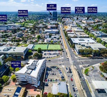 813-823 Whitehorse Road, Mont Albert, Vic 3127
