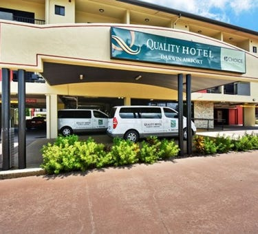 Choice Quality Airport Hotel, 225 McMillans Road, Darwin, NT 0800