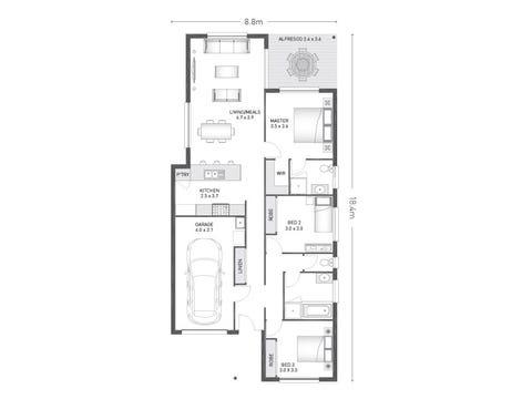 Paxton 16 - floorplan