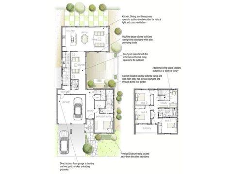 Zanthe 265 - floorplan