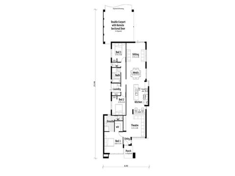 The Vision - floorplan