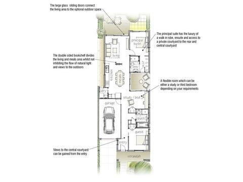 Sitara 140 - floorplan