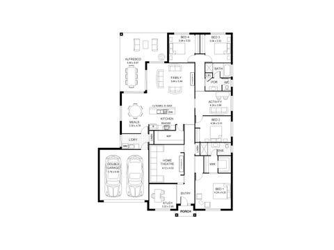 Sandridge 32 - floorplan