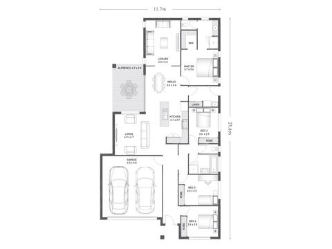 Denham 23 - floorplan