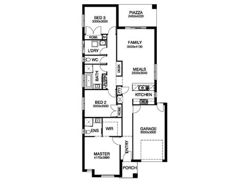 Mantra 17 - floorplan