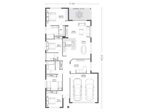 Bellfield 23 - floorplan