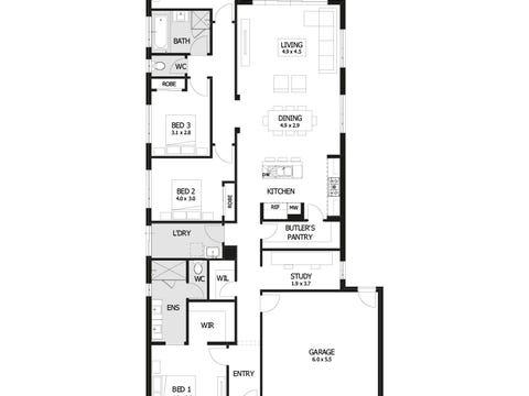 Chelsea 26 - floorplan