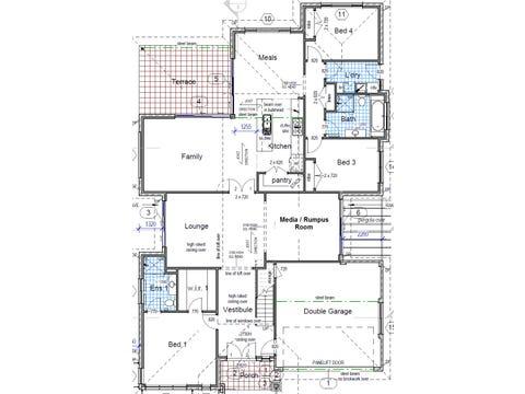 SILVERMERE 35 - floorplan
