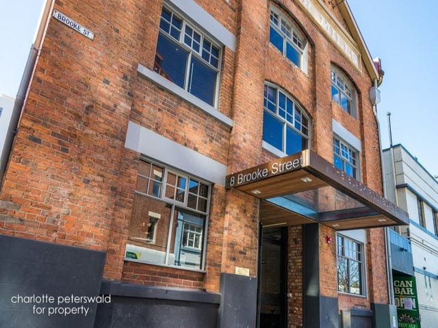 8 Brooke Street - The Loft Penthouse, Hobart, Tas 7000