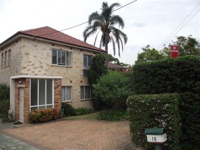2/16 Ellalong Road, Cremorne, NSW 2090