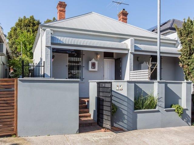 12 Brisbane Terrace, Perth, WA 6000