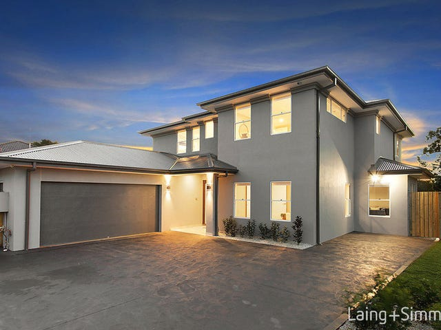 13 Grovewood Place, Castle Hill, NSW 2154
