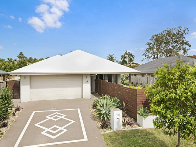 21 Cimmaron Circuit, Thornlands, Qld 4164