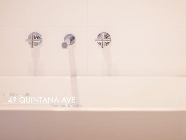 49 Quintana Avenue, Baulkham Hills, NSW 2153