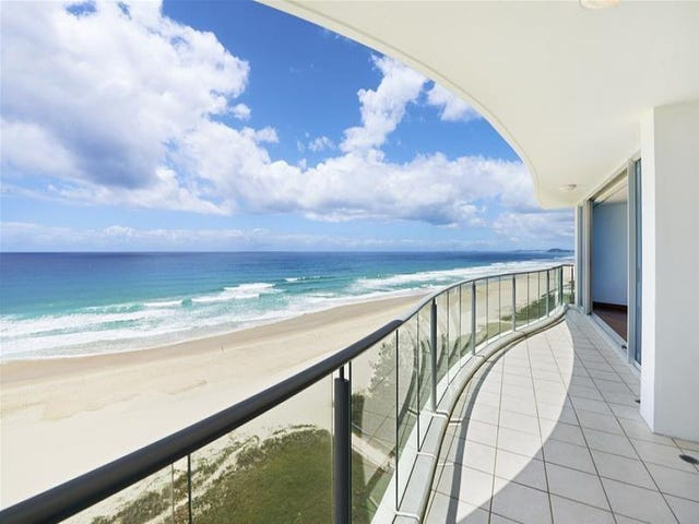 "9 ""Platinum on the Beach"" 1 Markwell Avenue, Surfers Paradise, Qld 4217"