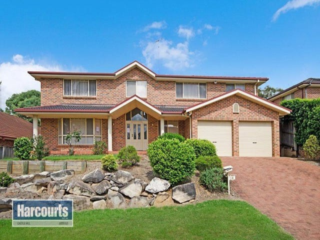 13 Evesham Court, Baulkham Hills, NSW 2153
