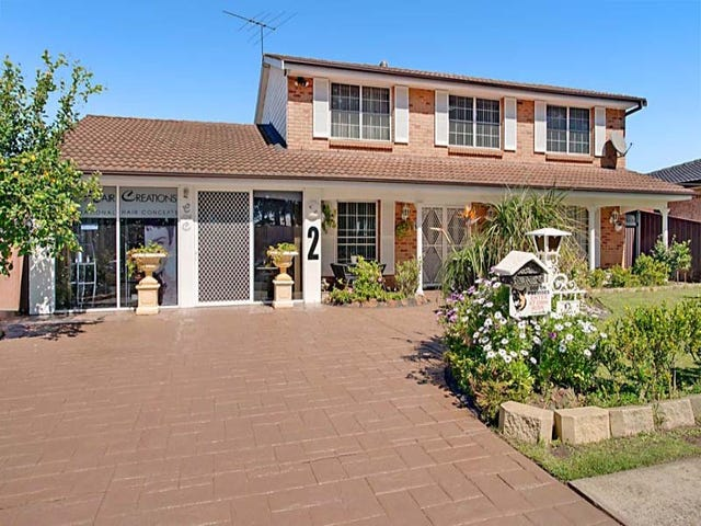 2 Wheller Street, Bossley Park, NSW 2176
