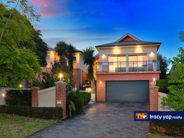 40 Balintore Drive, Castle Hill, NSW 2154