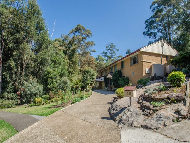 40 Governors Drive, Lapstone, NSW 2773