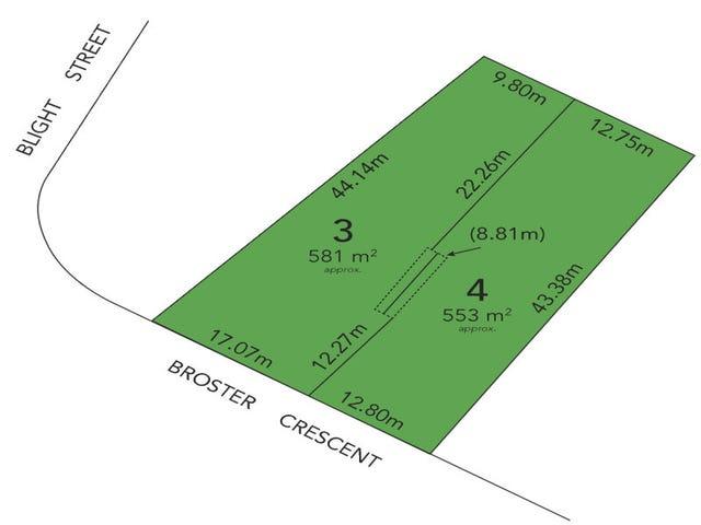52 & 54 Broster Crescent, Davoren Park, SA 5113