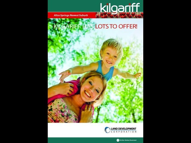 Kilgariff - 4 Hanrahan Street, Kilgariff, NT 0873