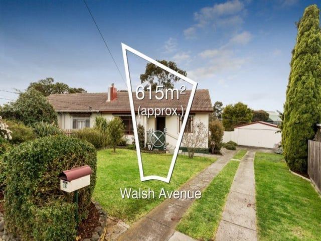 16 Walsh Ave, Thornbury, Vic 3071