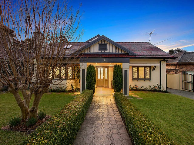 40 Tryon Road, Lindfield, NSW 2070