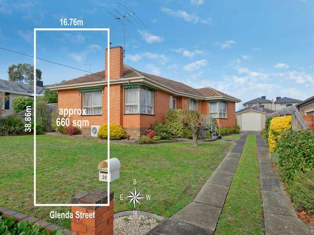 26 Glenda Street, Doncaster, Vic 3108