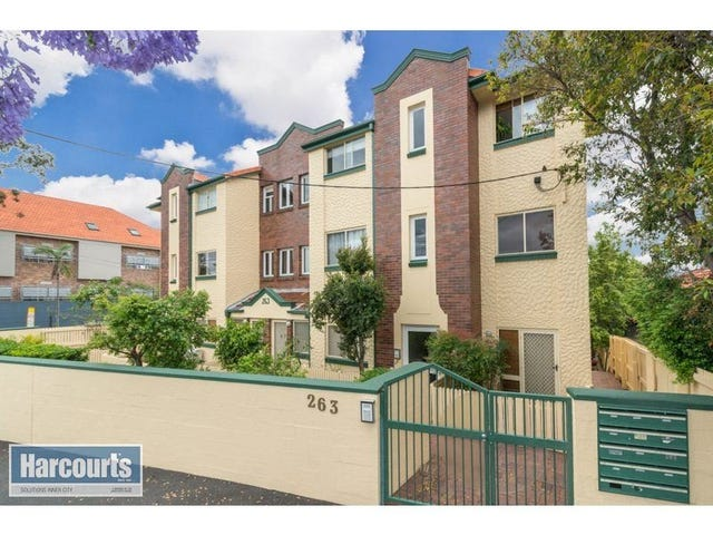 9/263 Gregory Terrace, Spring Hill, Qld 4000