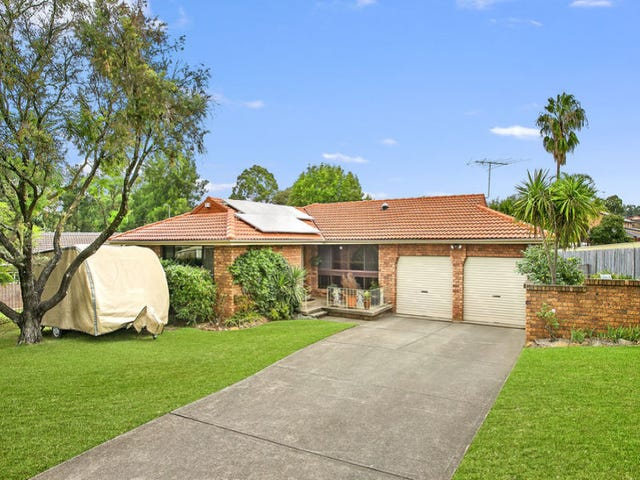 4 Amphitheatre Circuit, Baulkham Hills, NSW 2153