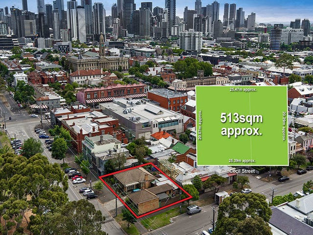 227 - 229 Cecil Street, South Melbourne, Vic 3205