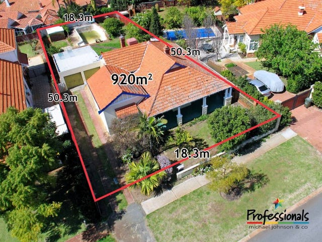 40 Clifton Crescent, Mount Lawley, WA 6050