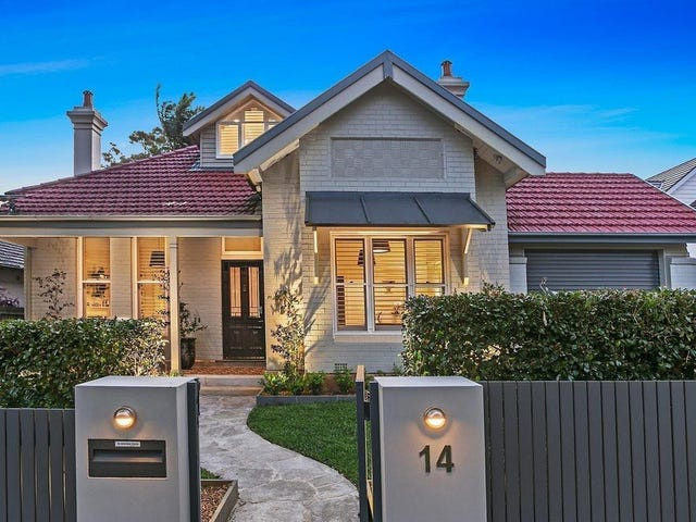 14 Harbour Street, Mosman, NSW 2088