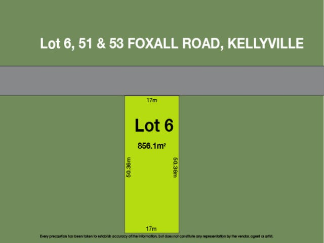 Lot 6, 51 & 53 Foxall Rd, Kellyville, NSW 2155