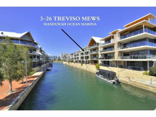 3/26 Treviso Mews, Mandurah, WA 6210