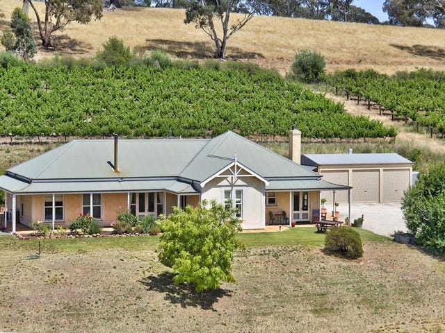 Lot 381 Solly's Hill Road, Watervale, SA 5452