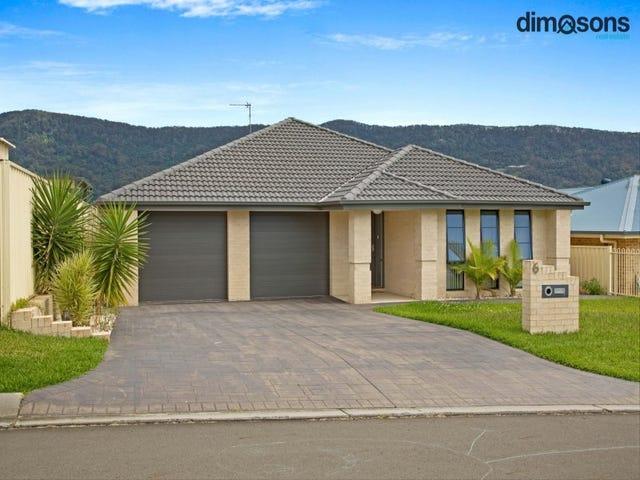 6 Norman Clark Cres, Horsley, NSW 2530