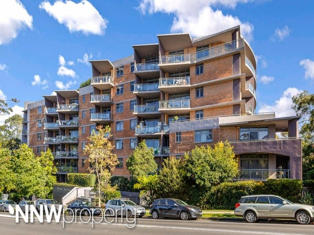 27/24-28 College Crescent, Hornsby, NSW 2077