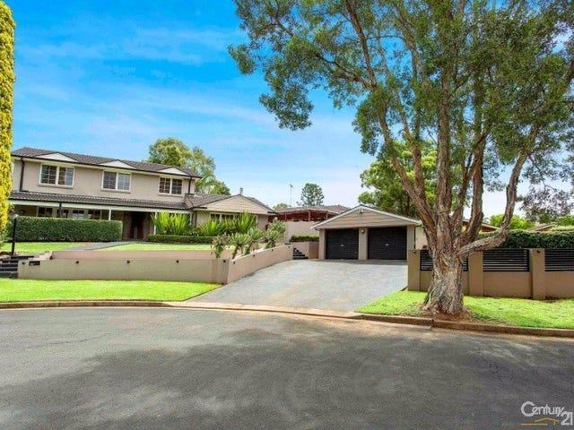 3 Anson Place, Castle Hill, NSW 2154