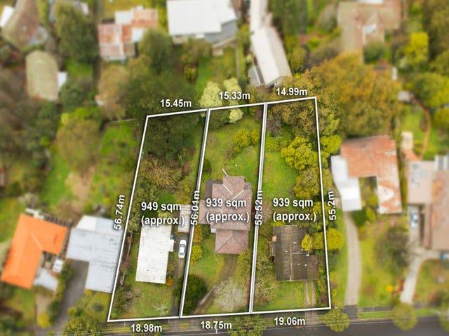 44, 46, 48 Coven Avenue, Heathmont, Vic 3135