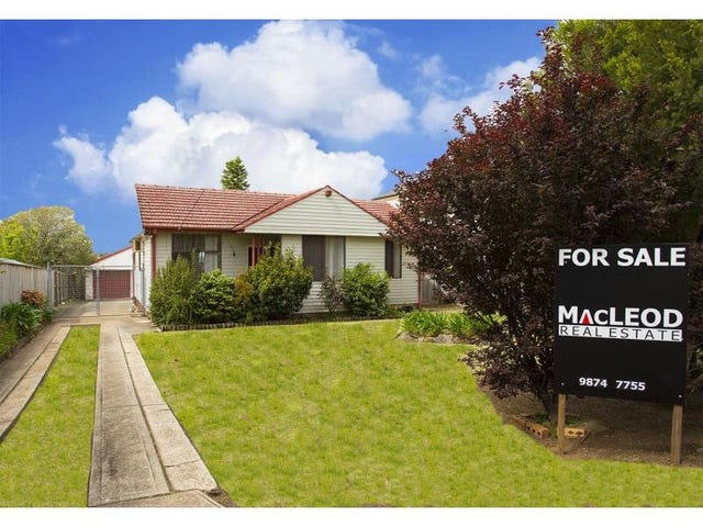 9 Murdoch Street, Ermington, NSW 2115