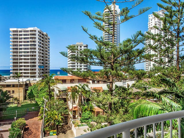43/210 Surf Parade, Surfers Paradise, Qld 4217