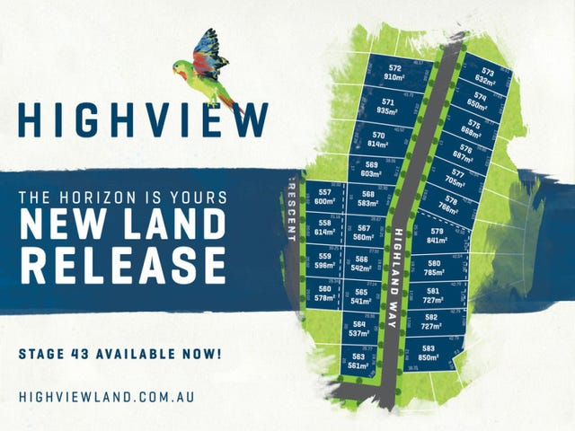 Stages 43, 45 & 47 Highview Estate, Highton, Vic 3216